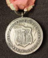 M01300 Arbalète Crossbow Kruisboog Wilhelm Tell Guillaume Tell Kleink Aliberschutzengilde Legau Allg. (14 G.) - Jetons & Médailles