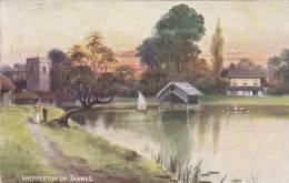 SHEPPERTON ON THAMES - Surrey