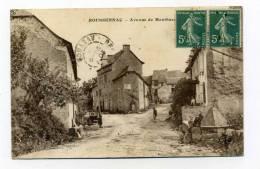 ROUSSENNAC 12 AVEYRON AVENUE DE MONTBAZENS - Francia