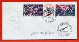T.A.A.F FDC PA N°41A DU 26/01/1975 - Franse Zuidelijke En Antarctische Gebieden (TAAF)