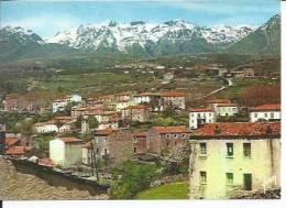 871 - CALACUCCIA - LE VILLAGE ET LA CHAINE DU MONTE CINTO - Francia