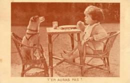 CPA . T  EN  AURAS  PAS - Cartoline Umoristiche