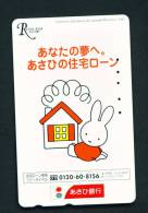 JAPAN - Magnetic Phonecard (110-016) As Scan - Japan