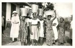 Réf : TO-13-154 : Cameroum Yoko Porteuses De Seau D'eau - Cameroun