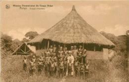Réf : TO-13-158 : Congo Belge Rungu (école) - Congo Belge - Autres