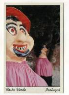 MINHO, Costumes - Gigantones / Romarias (2 Img.) - Viana Do Castelo