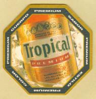 1 S/b BièreTropical Premium (recto-verso) - Sous-bocks