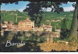 Italy Piemonte Barolo Il Castello