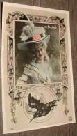 Artiste Feminine 1900 - Reutlinger Paris - 1791 - DE MORNAND - Artistes