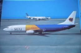 MAI MYANMAR    B 737 800   TC APG - 1946-....: Moderne