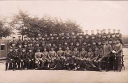 CP Photo Septembre 1913 Camp D'ELSENBORN - Un Groupe De Soldats Allemands (A25, Ww1, Wk1) - Elsenborn (camp)