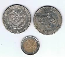 CHINA - Reproduccion 1 Dolar 1909 KWANGTUNG - China