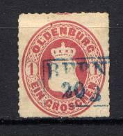 OLDENBOURG - N° 17° - ARMOIRIES - Oldenburg