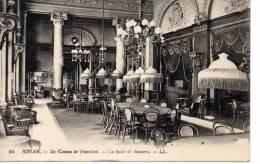 CPA - ROYAN - LE CASINO DE FONCILLON - LA SALLE DE BACCARA - L. L. - 64 - Royan