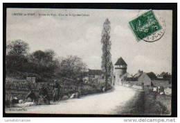 89 - CHITRY LE FORT - ENTREE DU PAYS COTE DE St CYR LES COLONS - France