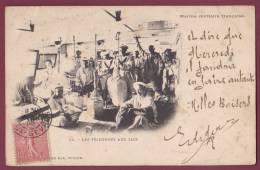 BATEAU MILITAIRE - 280313 -  MARINE MILITAIRE FRANCAISE -  Les Tribordés Aux Sacs - - Guerre