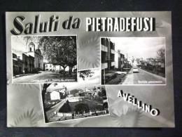 CAMPANIA -AVELLINO -PIETRADEFUSI -F.G. LOTTO N°271 - Avellino