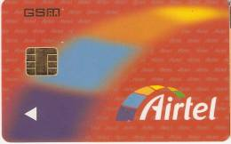 A-009 TARJETA GSM DE ESPAÑA DE AIRTEL CON SU CHIP ORIGINAL - Spain