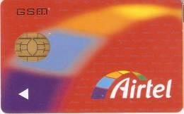 A-012 TARJETA GSM DE ESPAÑA DE AIRTEL CON SU CHIP ORIGINAL (NUEVA-MINT) - Spain