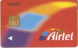 A-015/1 TARJETA GSM DE ESPAÑA DE AIRTEL CON SU CHIP ORIGINAL - Airtel