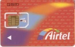 A-028 TARJETA GSM DE ESPAÑA DE AIRTEL CON SU CHIP ORIGINAL (NUEVA-MINT) - Spain