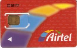 A-0?? TARJETA GSM DE ESPAÑA DE AIRTEL CON SU CHIP ORIGINAL (NUEVA-MINT) - Airtel