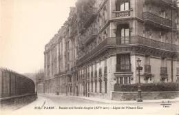75 PARIS  Boulevard Emile Augier Ligne De L Ouest Etat - Arrondissement: 16