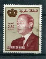 Maroc 1987 - YT 1022 (o) - Maroc (1956-...)