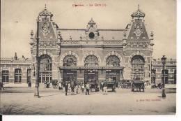 CAMBRAI LA GARE - Cambrai
