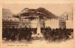 Grenoble   84       Place Victor Hugo  . - Grenoble