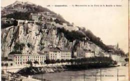 Grenoble   146          La Manutention Et Les Forts De La Bastille Et Rabot  . - Grenoble