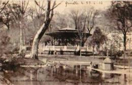 Grenoble   149          Le Jardin De Ville  . - Grenoble