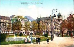 Grenoble   167          Place Victor Hugo   . - Grenoble