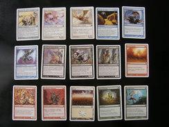 CARTE MAGIC THE GATHERING - 9ème EDITION - LOT 15 CARTES - Artefacts