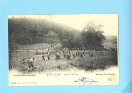 ARMEE SUISSE Schweiz Armata Svizzera Infanterie , Tireur Fusil. Attaque D'Infanterie. Old Postcard - Unclassified