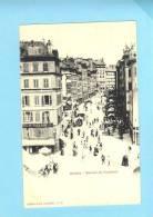 GENEVE SUISSE Schweiz Svizzera - Marché De Coutance. Três Animé.Old Postcard - GE Geneva