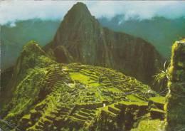 Peru Machupicchu Panoramic View