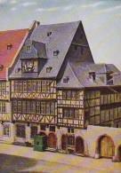 Germany Frankfurt Goethehaus