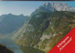 Germany Koenigsee Tiefblick Mit Watzmann - Berchtesgaden