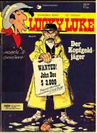 Comics Lucky Luke : Der Kopfgeldjäger ,  Band 43  Von 1984  ,  Delta Verlag - Livres, BD, Revues