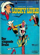 Comics Lucky Luke : Der Singende Draht ,  Band 18  Von 1984  ,  Delta Verlag - Books, Magazines, Comics