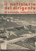 """RIVISTA FASCISTA DI AZIENDA INDUSTRIALE IN COPERTINA """" S. A. LA MOTOMECCANICA - MILANO"""" - Libri, Riviste, Fumetti"""