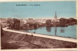 Rosporden.- Vue Générale. - Otros Municipios