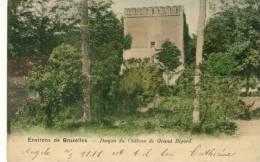 Grand Bigard - Donjon Du Château -1902  - Série Nels( Voir Verso ) - Dilbeek