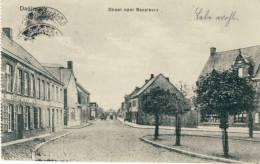 Dadizele - Straat Naar Becelaere - Feldpost -1916 ( Verso Zien ) - Moorslede