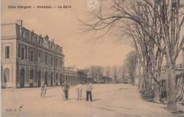 HENDAYE. La Gare - Hendaye