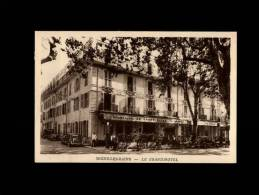04 - DIGNE-LES-BAINS - Le Grand Hôtel - Pompe à Essence - Digne