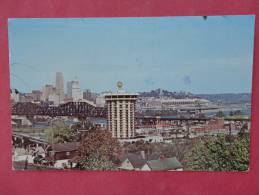 - Kentucky > Covington  River View 1976 Cancel     Ref  884 - Covington