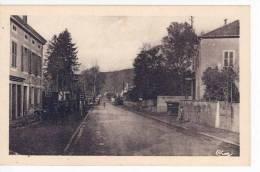 88 - ETIVAL - CLAIREFONTAINE - Route De St Dié (Tabac) - Etival Clairefontaine