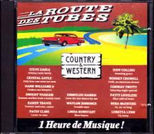 """"""" La Route Des Tubes """" / Country & Western  - 18 Titres . - Country Et Folk"""